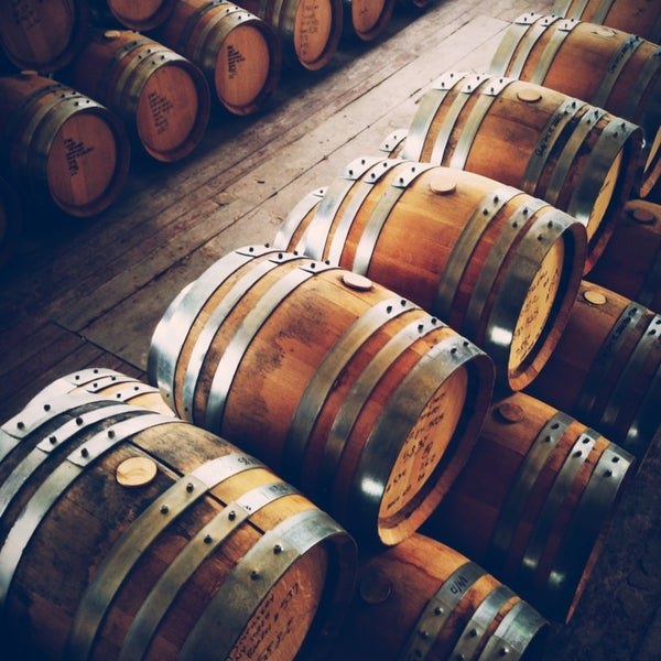 Foto scattata a Kings County Distillery da Tyson G. il 5/28/2013