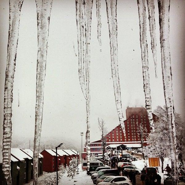 รูปภาพถ่ายที่ The Green Park Kartepe Resort & Spa โดย Heba A. เมื่อ 3/17/2013