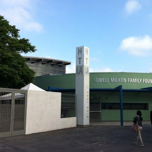 Photos at High Tech Los Angeles - Trade School
