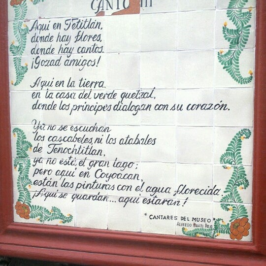 """รูปภาพถ่ายที่ Museo Nacional de la Acuarela """"Alfredo Guati Rojo"""" โดย Francisco P. เมื่อ 7/12/2013"""
