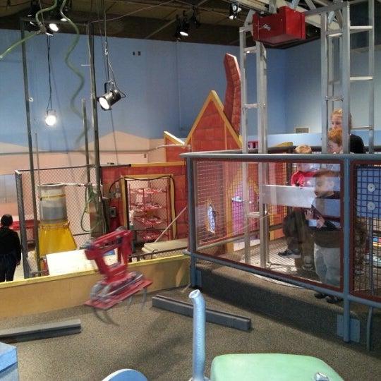 Снимок сделан в Minnesota Children's Museum пользователем Juliet E. 1/1/2013