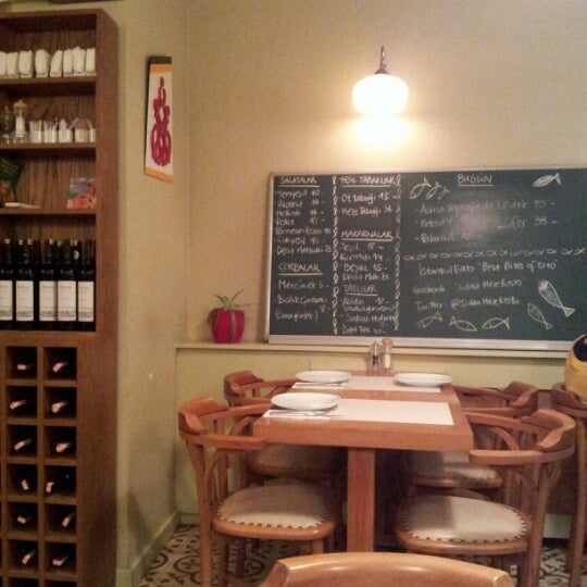 Foto tomada en Sıdıka Meze Restoranı por Cenk A. el 11/10/2012