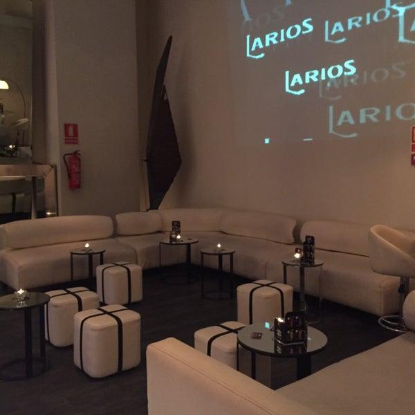 Nuevo reservado en Larios Café, ha quedado espectacular. Ven y disfrútalo!!