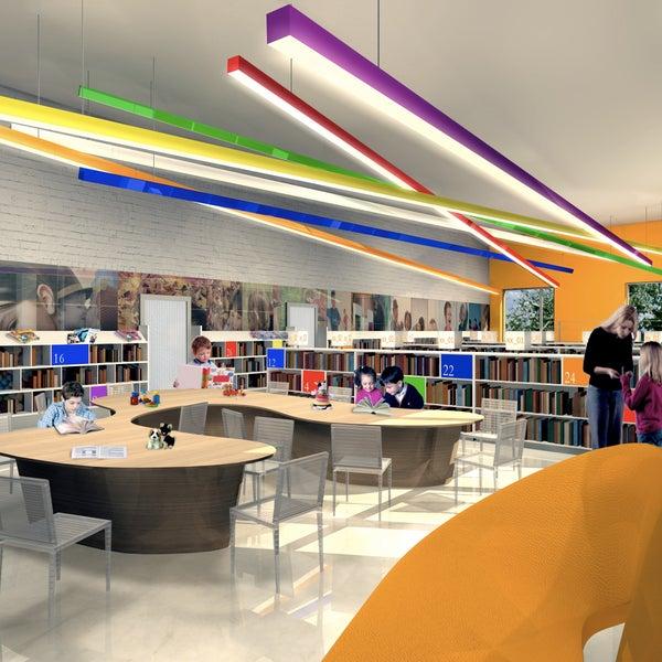 Foto diambil di Biblioteca Civica Tancredi Milone oleh Biblioteca Civica Tancredi Milone pada 3/3/2015