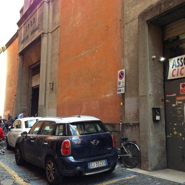 รูปภาพถ่ายที่ Ciclofficina Centrale Associazione Ciclonauti โดย Flaminia S. เมื่อ 4/6/2013