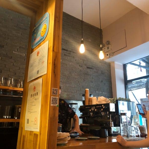 Снимок сделан в Café del Volcán пользователем Kino H. 7/21/2019