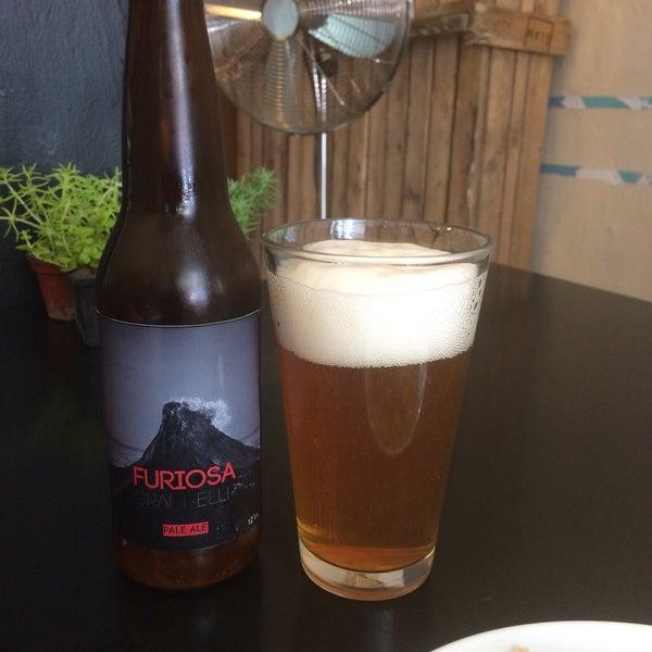 También cerveza: Furiosa, pale ale mexicana