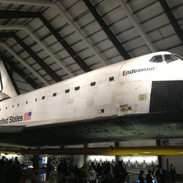 Das Foto wurde bei California Science Center von Brian D. am 2/13/2013 aufgenommen