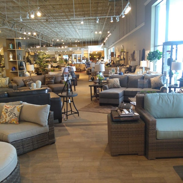 Photo Taken At John V Schultz Furniture By Ken C On 3 16