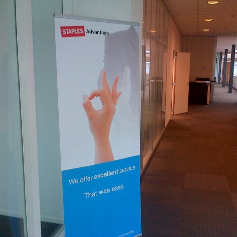 Photos at Staples Advantage - Paper / Office Supplies Store