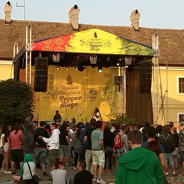 Photos at EXIT Positive Vibrations Reggae Stage by NIS