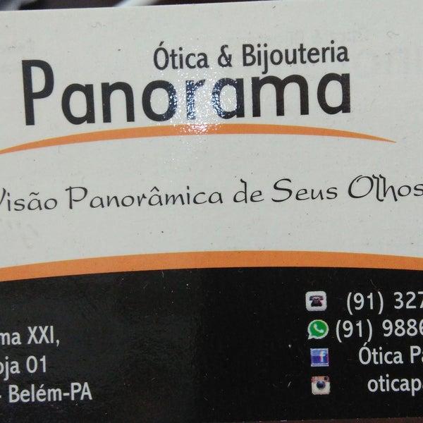 2258aa52f10fe Ótica Panorama - Conjunto Panorama XXI, quadra 17, loja 1.