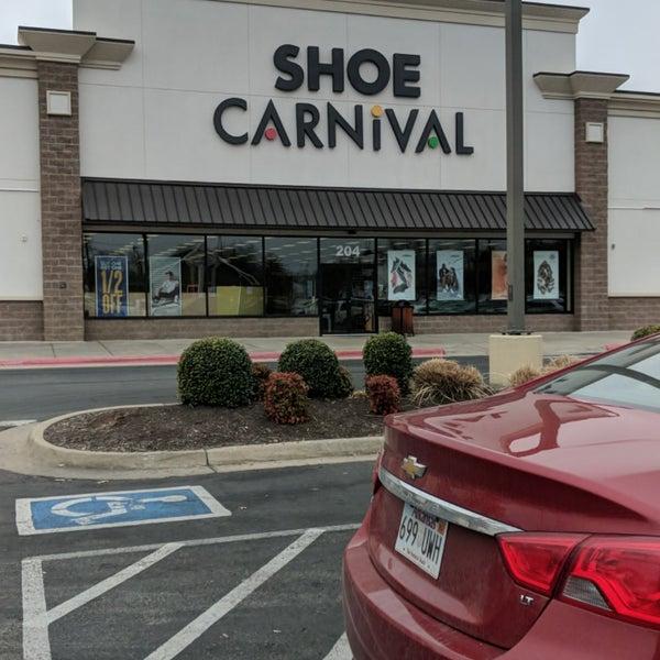 shoe carnival rogers ar