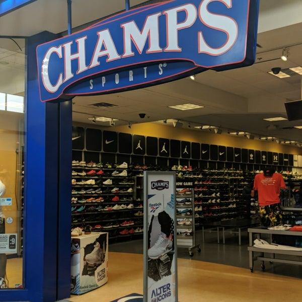 Champs Sports - Shoe Store in Fayetteville
