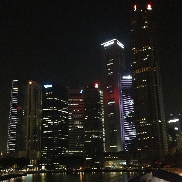 Foto diambil di Singapore River oleh Dondy R. pada 6/28/2013