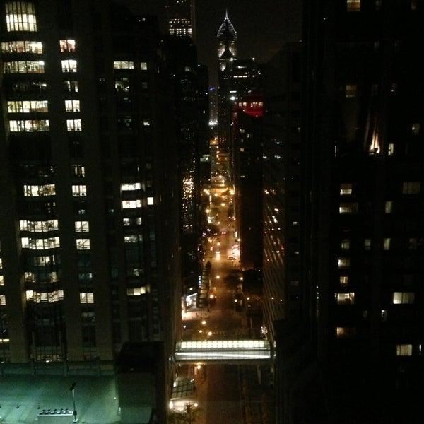 11/4/2013 tarihinde Eric G.ziyaretçi tarafından MileNorth, A Chicago Hotel'de çekilen fotoğraf