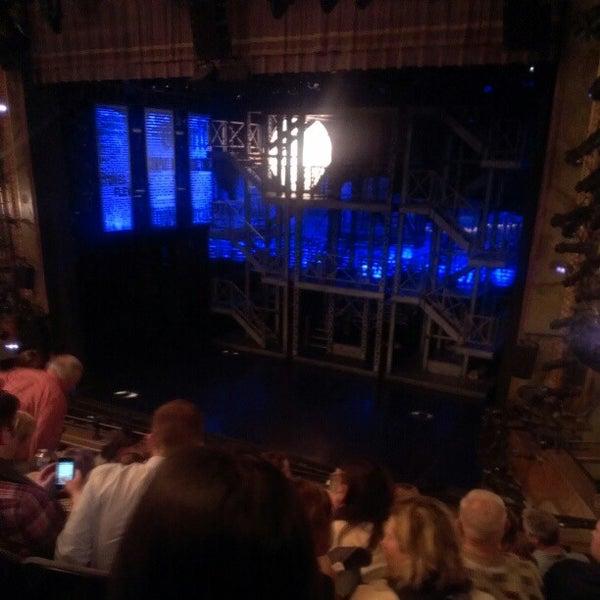 1/10/2013にFlorante P.がNederlander Theatreで撮った写真