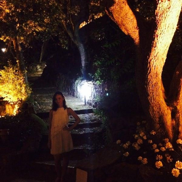 Foto tomada en Mezzatorre Resort & Spa por Anna K. el 6/15/2014