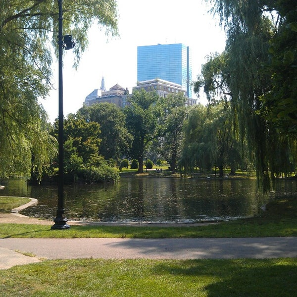 Foto scattata a Boston Common da Michael K. il 7/16/2013