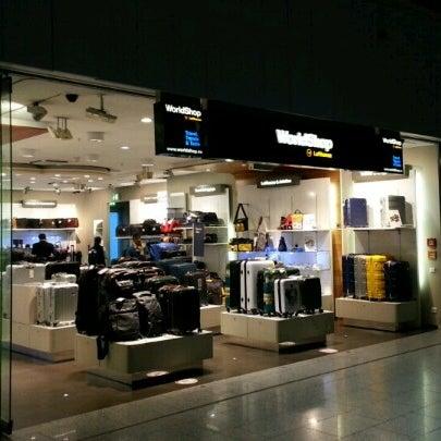 Frankfurt lufthansa worldshop rimowa Lufthansa WorldShop