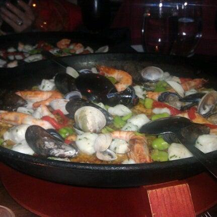 Снимок сделан в Socarrat Paella Bar - Nolita пользователем Juan G. 10/1/2012