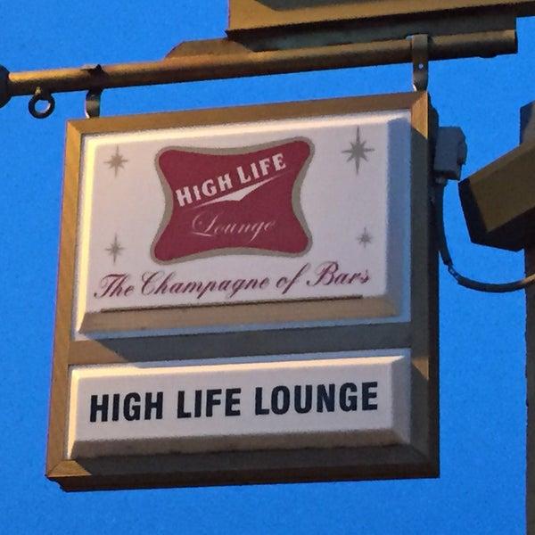 7/18/2015にkaren e.がHigh Life Loungeで撮った写真