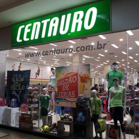 e2ebd6d57bf Centauro - Loja de Artigos Esportivos em Fortaleza