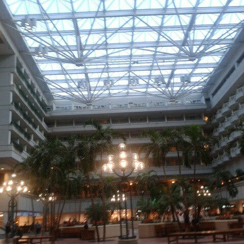 Foto tirada no(a) Aeroporto Internacional de Orlando (MCO) por Jerald C. em 8/26/2013