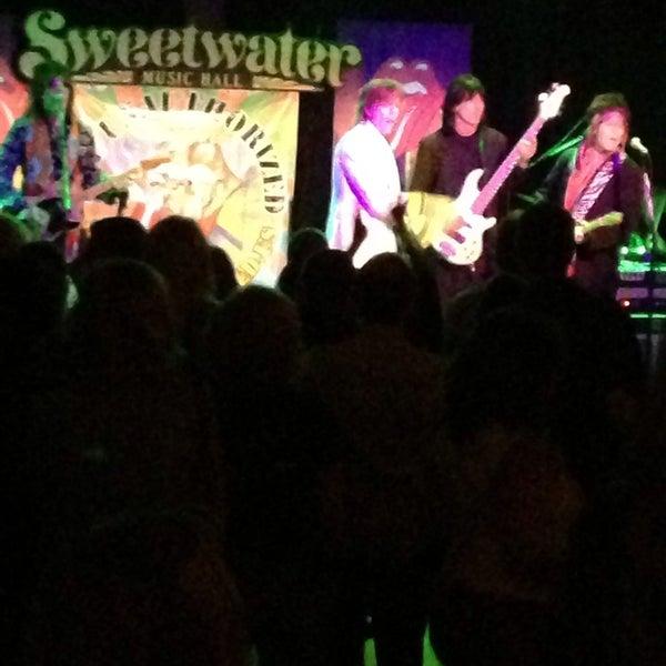 7/28/2013にHoward C.がSweetwater Music Hallで撮った写真