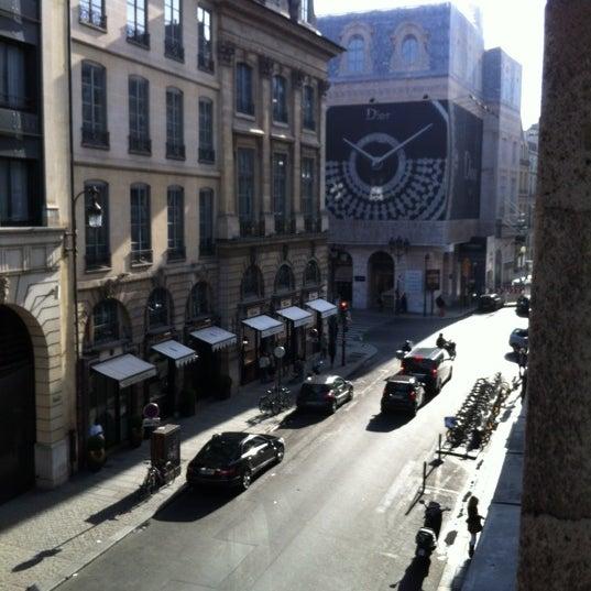 Foto diambil di Hôtel Costes oleh Sergey C. pada 9/22/2012