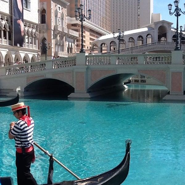 Foto tirada no(a) Venetian Resort & Casino por Enrique V. em 4/11/2013