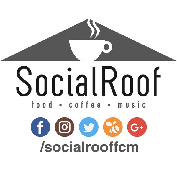 Foto tirada no(a) Social Roof FCM Cafe por Social Roof FCM Cafe em 3/2/2017