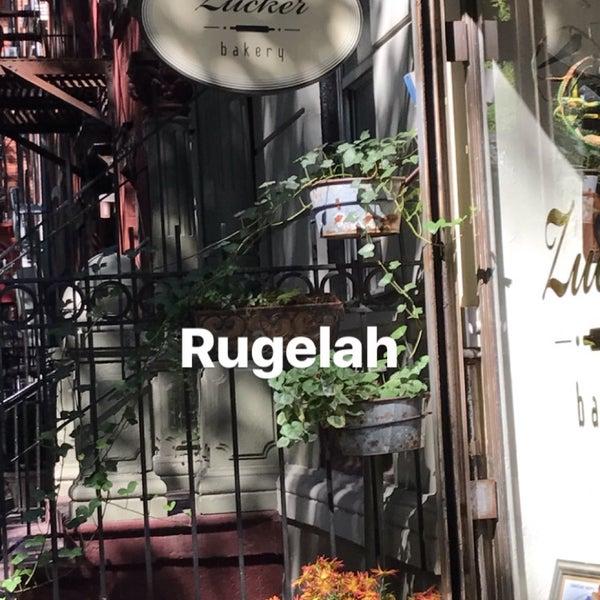 รูปภาพถ่ายที่ Zucker Bakery โดย Jenean c. เมื่อ 10/5/2017