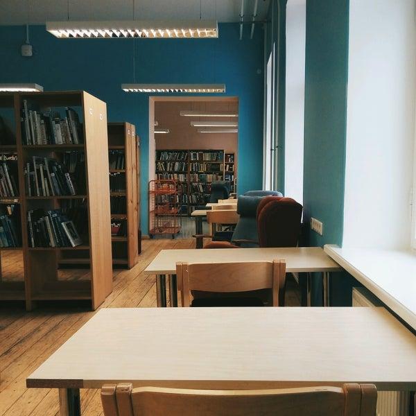 Photos at Tartu Oskar Lutsu nimeline Linnaraamatukogu