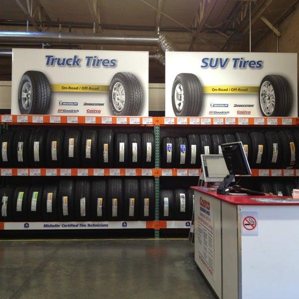 Costco Tire Shop - Durham, NC