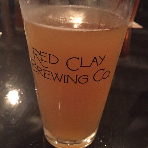 Foto tomada en Red Clay Brewing Company por Jason D. el 11/18/2017