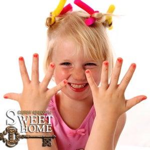 Ногтевой сервис для деток
