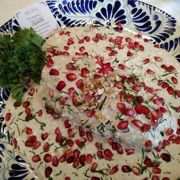 9/1/2019にMariがTestal - Cocina Mexicana de Origenで撮った写真