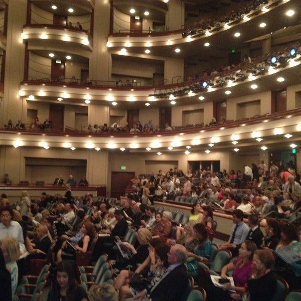 Foto tirada no(a) Adrienne Arsht Center for the Performing Arts por Shaun H. em 4/25/2013