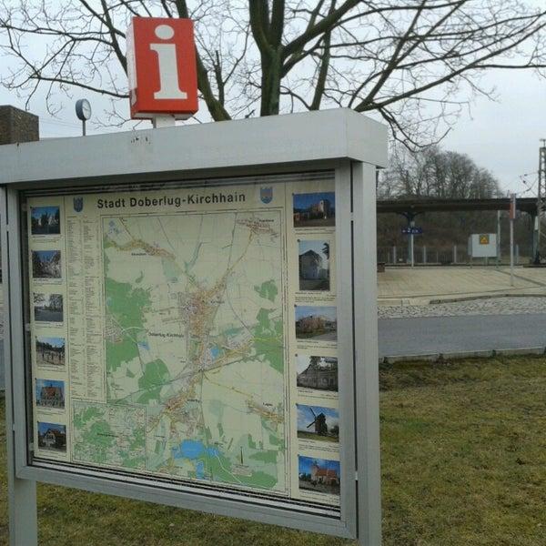 Puff aus Doberlug-Kirchhain