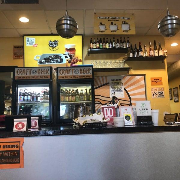 Foto tirada no(a) New York Grilled Cheese Co. por Joe B. em 7/2/2019