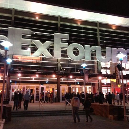 Foto diambil di FedExForum oleh Michelle L. pada 11/29/2012