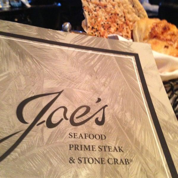 6/16/2013にBlane E.がJoe's Seafood, Prime Steak & Stone Crabで撮った写真