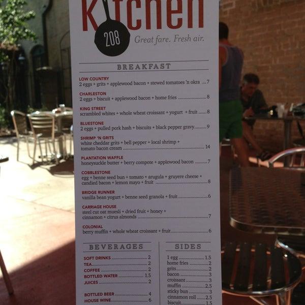 6/12/2013에 Good for t.님이 Kitchen 208에서 찍은 사진