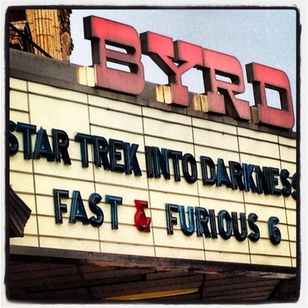Photo prise au The Byrd Theatre par Michael F. le8/10/2013