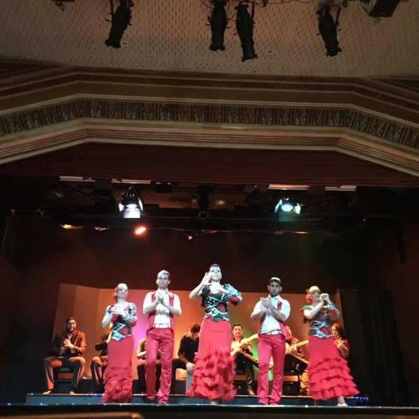 Снимок сделан в Palacio del Flamenco пользователем Sevcannaz 2/7/2015