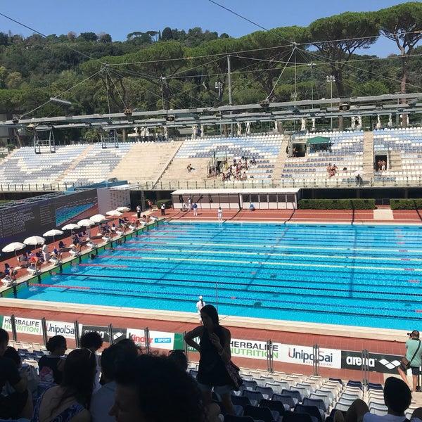 Stadio del nuoto foro italico della vittoria 3 consigli - Piscina due pini ...