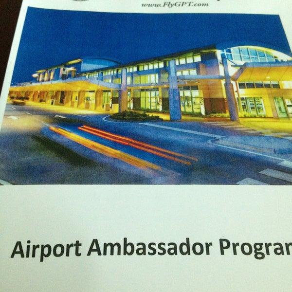 5/20/2013にTaryn P.がGulfport-Biloxi International Airport (GPT)で撮った写真