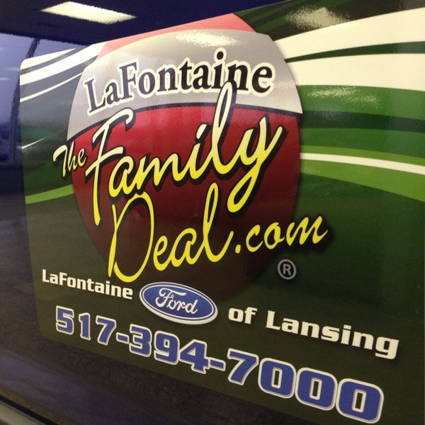 Lafontaine Ford Lansing >> Photos At Lafontaine Ford Of Lansing Southside 5103 S