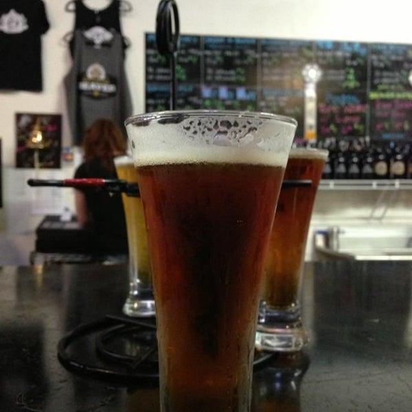 8/18/2013にDJ O.がBelching Beaver Breweryで撮った写真